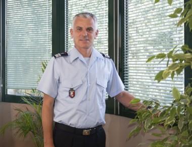Colonel-Gregory-Allione