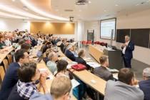 La chaire Hope de la fondation Grenoble INP vient d'ouvrir dans l'école d'ingénieurs éponyme, avec Régis Largillier comme titulaire.