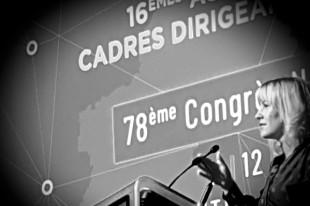 Emilie Chalas 78e Congrès SNDGCT Nantes Octobre 2018