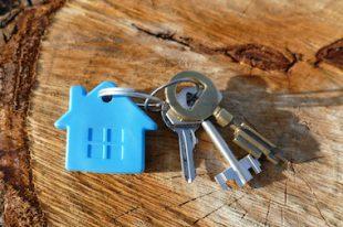 Logement clés maison