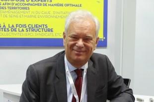 Patrick Septiers, président du conseil départemental de Seine-et-Marne