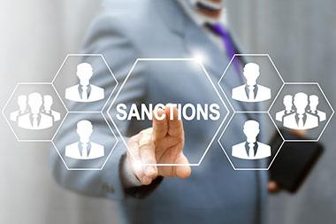 sanctions disciplinaires
