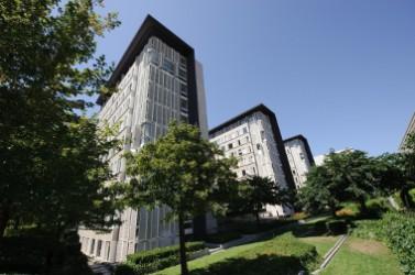Nouveau Palais de Justice de Lyon rue Servient a Lyon