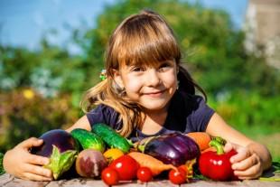 Mais si, les légumes sont appétissants!