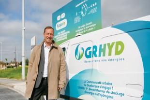 Frédérick Mabille projet Grhyd
