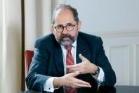 Philippe Laurent, porte-parole de la coordination des employeurs et président du CSFPT.