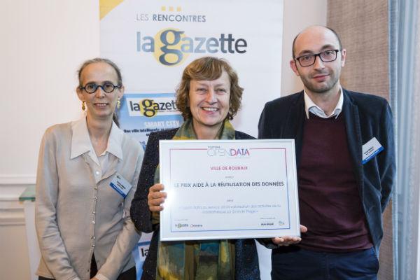 Dominique Hénichart, élue déléguée à l'éducation, au numérique et à la jeunesse