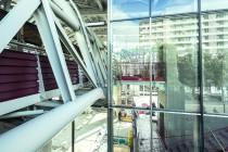 Le très gros chantier du pôle d'échanges multimodaux de la gare du Grand Chambéry doit être achevé pour l'automne 2019.
