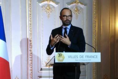Edouard Philippe 30 ans villes de France