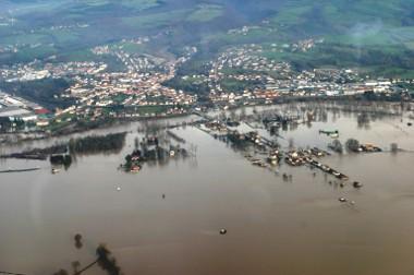 De l'inondation au projet de territoire