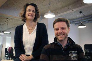 Isabelle Delmas et Maxime Duval se sont associés pour créer lum1.