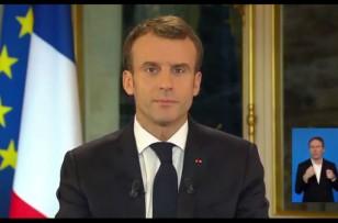 Emmanuel Macron veut bâtir avec les maires un nouveau contrat national