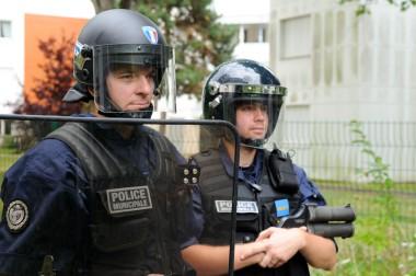 Gilets jaunes : les policiers municipaux appelés en renfort