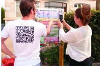 Le village peut se visiter par le biais de randonnées connectées, grâce à des QR codes offrant toutes les informations lisibles sur smartphone.