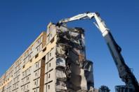 Déconstruction d'immeuble Jean-Marie Maillet Adobe Stock