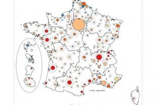 La croissance démographique toujours concentrée dans les métropoles