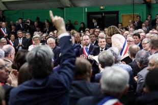 Macron Normandie