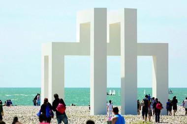 Le Havre 27 mai 2017 parade des 500 ans