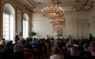 Rencontre entre Olivier Dussopt et des agents publics, préfecture Loire-Atlantique, 22 février 2019