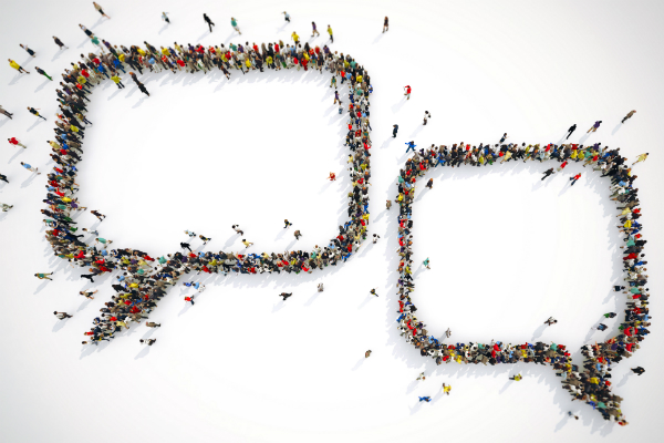 dialogue-social-debat-syndicat-echange-bulle