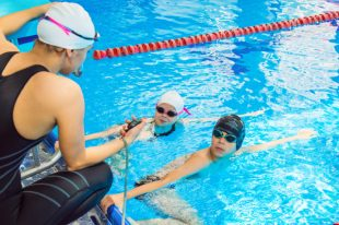 enseignement natation