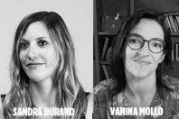 Sandra Durand, conseillère formation de l'ANFH et Vanina Mollo, est maître de conférences en ergonomie