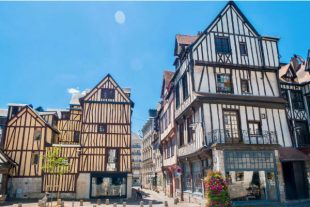 Rouen  © Alexi Tauzin-AdobeStock-