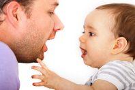 bébé apprentissage parole