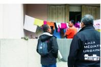 Les équipes d'adultes relais de la médiation sociale urbaine, formées, croient en leur capacité à montrer que les habitants ne sont pas seuls.
