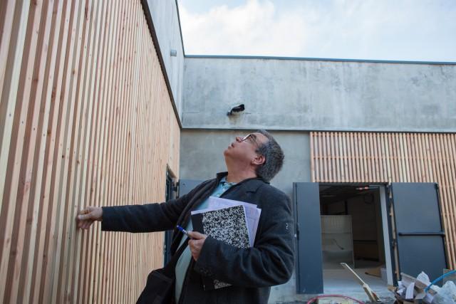 Toulouse Métropole - Gérard Lougarre - Chargé d'opérations de construction au sein de la Direction de l'éducation