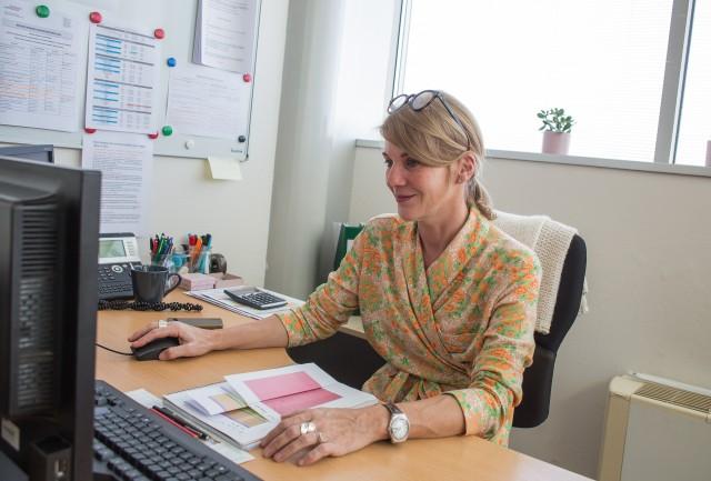 Toulouse Métropole -Mme Joëlle de Regard - Responsable cellule comptabilité Service méthodes et ressources