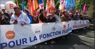 Manifestation fonction publique 9 mai 2019 Twitter FSU