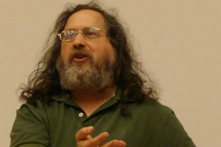 Richard-Stallman-une