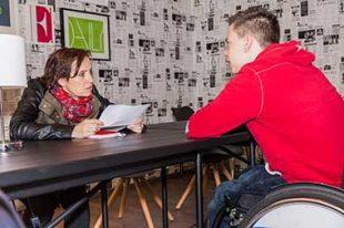 étudiant handicap insertion