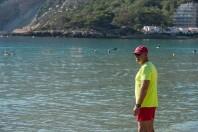 Maître nageur - surveillance plage