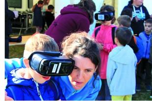 Aix les Bains robotique_casque realite virtuelle