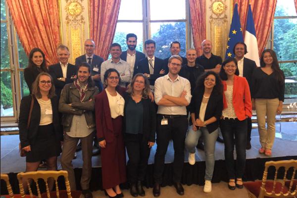 L'équipe de Beta.gouv.fr accompagne les agents des collectivités dans la démarche startup de territoires.