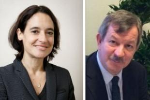 Betty Marcerou et Luc-Alain Vervisch