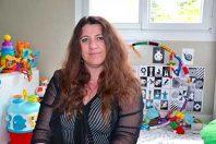 Céline Carrier nounou handicapée