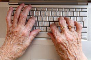 senior ordinateur