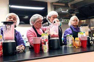 Food-truck women Amiens