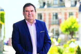 Christian Troadec, maire de Carhaix