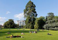 La création d'un parc naturel urbain en 4 points clés