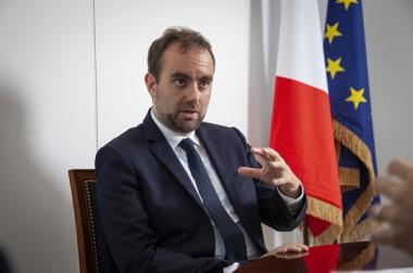Sébastien Lecornu : «Il n'y aura pas d'argent magique»