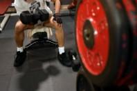 Sport musculation haltere radicalisation