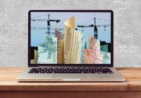 ordinateur dématérialisation urbanisme bâtiments permis de construire