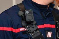 camera pieton pompier 1