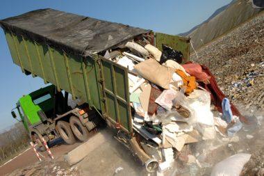 Enfouissement de déchets ultimes