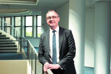 Portrait de Jean Luc Boeuf ˆ Valence, DGS au Conseil DŽpartemental