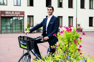 Laith Alabdullah, directeur du dŽéveloppement durable ˆ la ville de Sevran